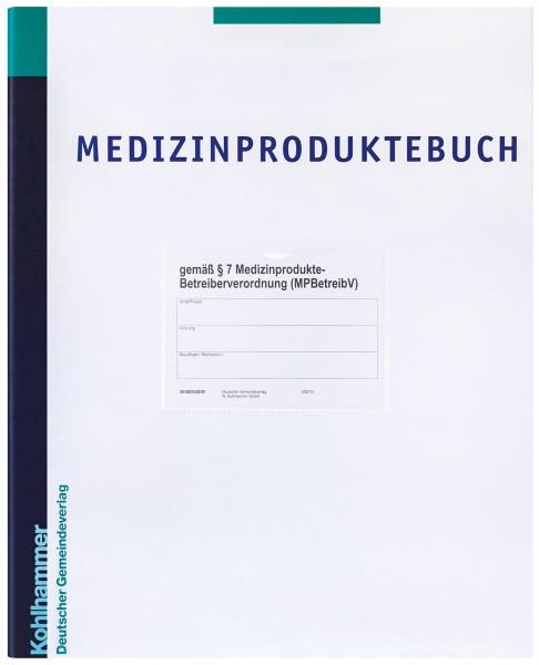 Medizinproduktebuch/ Gerätebuch