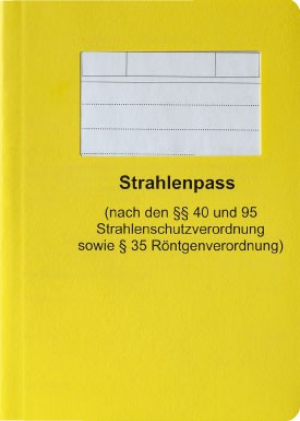 Strahlenpass